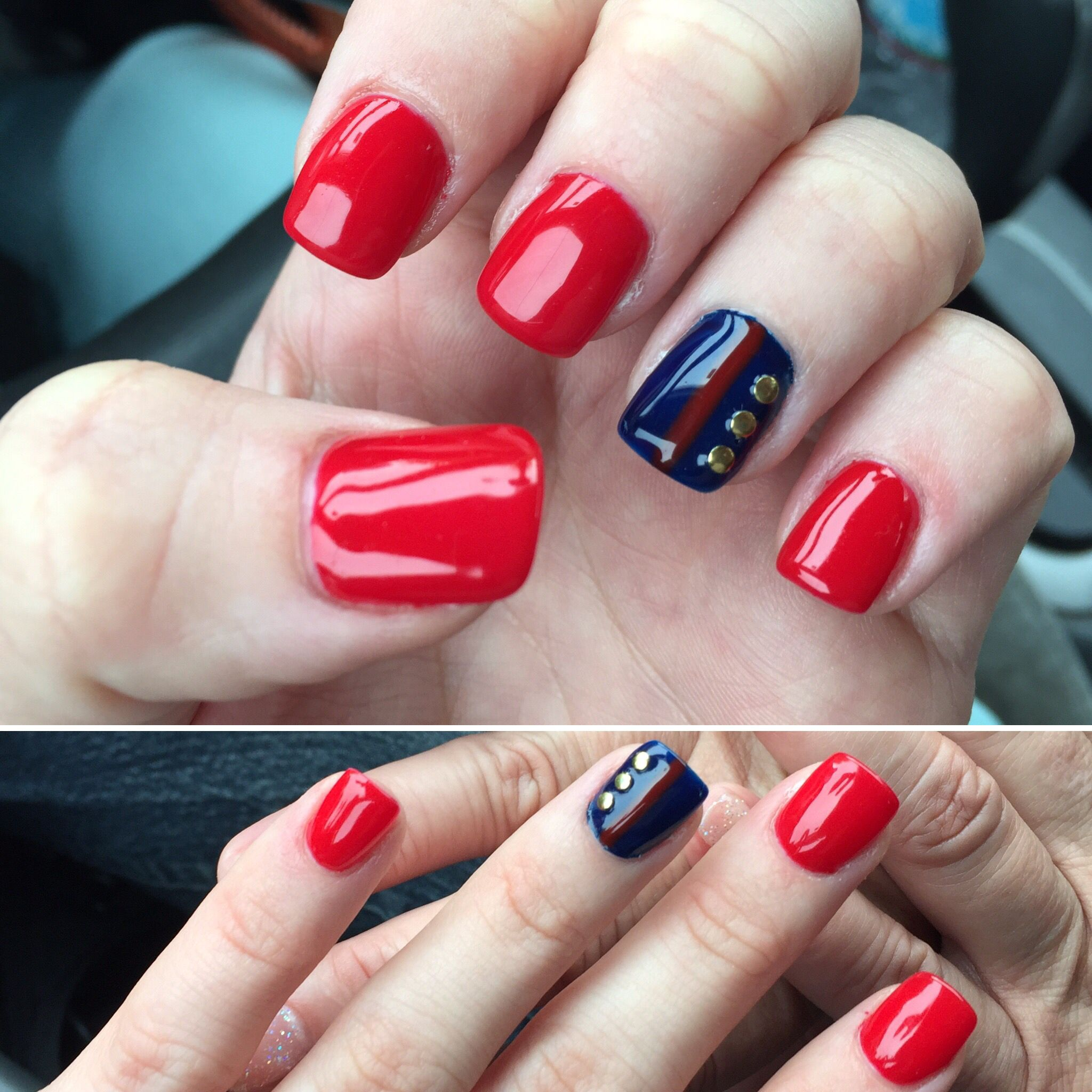 Usmc ball nails, dress blues nails, marine corps ball 2015 | hair ...