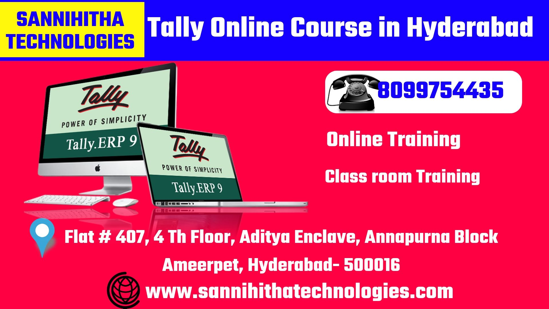 Learn Tally Course In Hyderabad With Placements By Real Time Experts Hyderabad Job Placement Courses