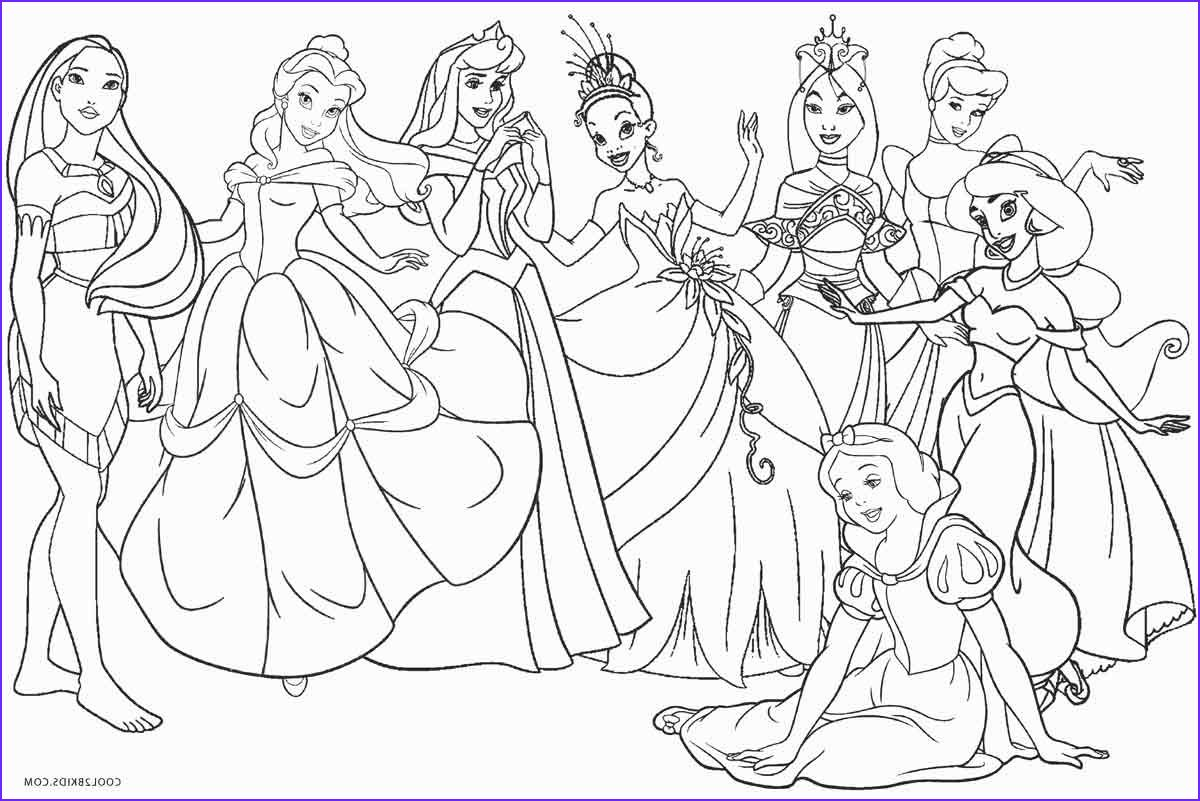 9 Luxury Disney Coloring Book Stock Disney Princess Coloring Pages Disney Coloring Sheets Princess Coloring Pages Printables