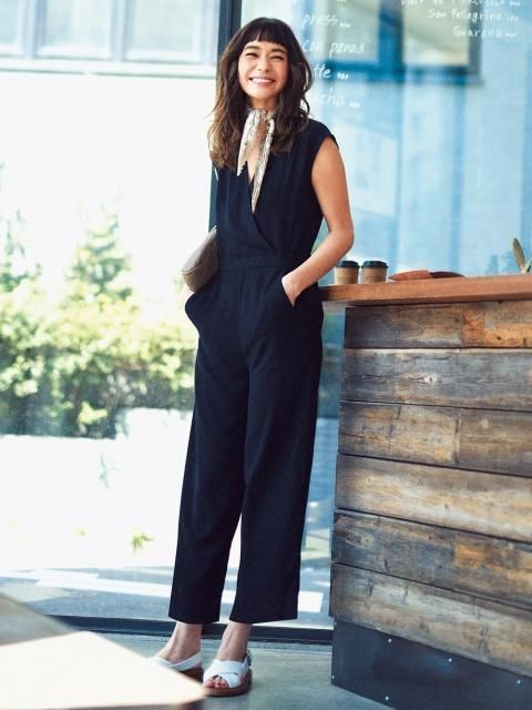 593db7ed3ab Tackle any occasion with our simple and classic Wrap Front Jumpsuit.  https