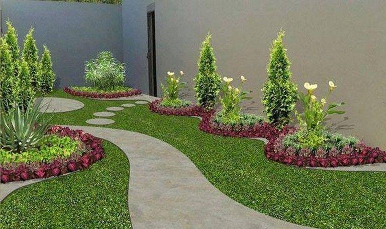 65 Beautiful Garden Landscaping Design Ideas Landscapingwithrocks Landscapingfrontyard Landscapingg Garden Landscape Design Beautiful Gardens Garden Design