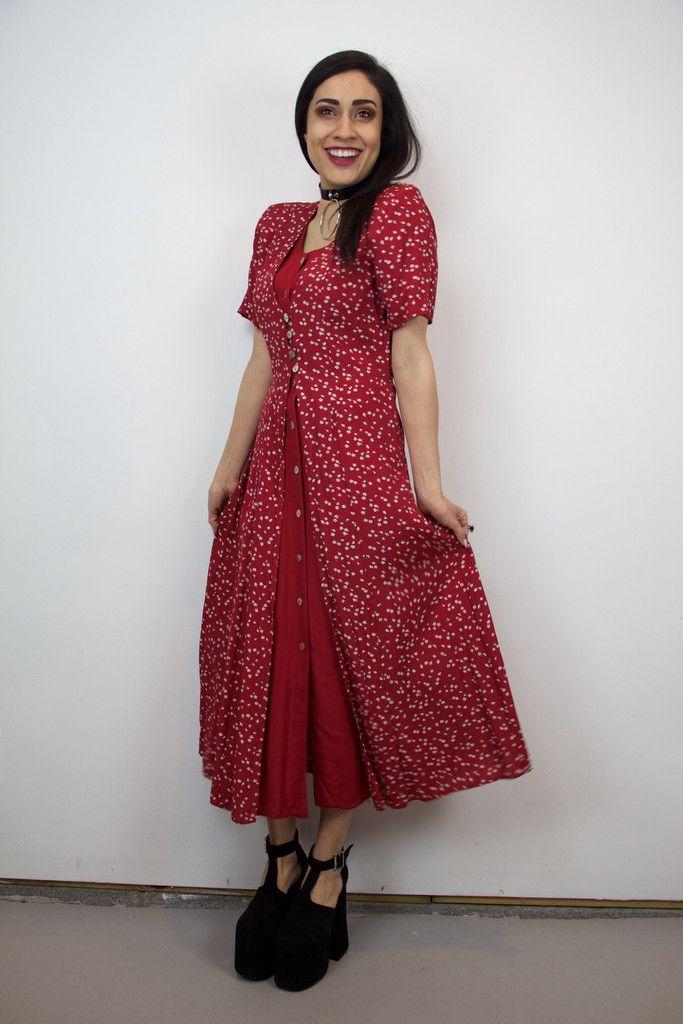 Dress - Trouble Maker Vintage Dress