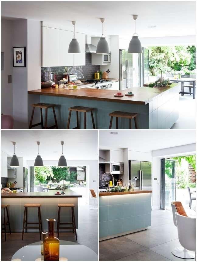 15 fabulous u shaped kitchen designs that will inspire you kitchen remodel small kitchen bar on kitchen ideas u shaped id=65613