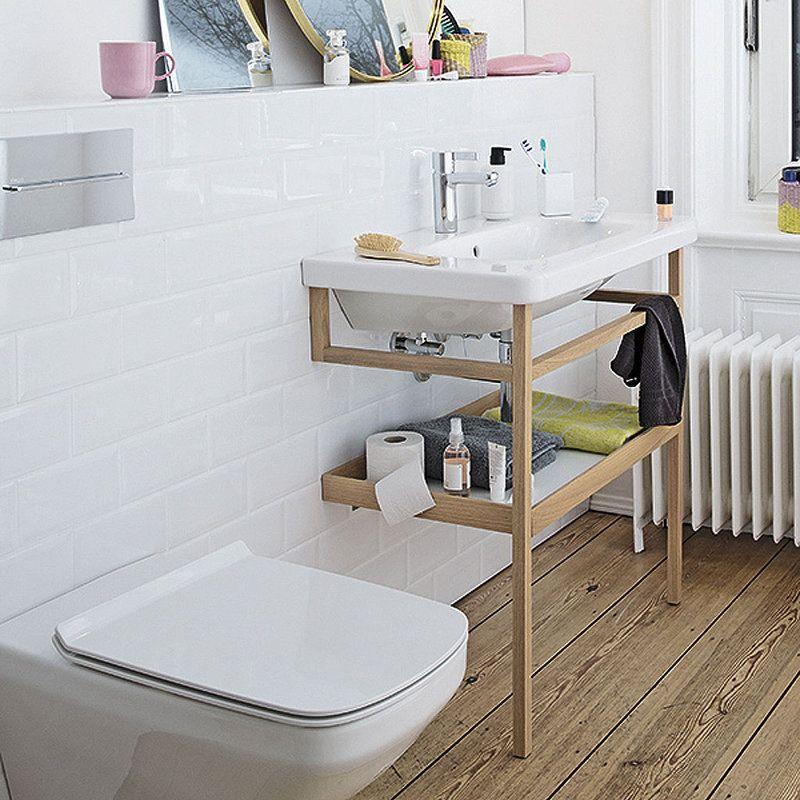 Baños cálidos y funcionales   Baños, Muebles, Aseo