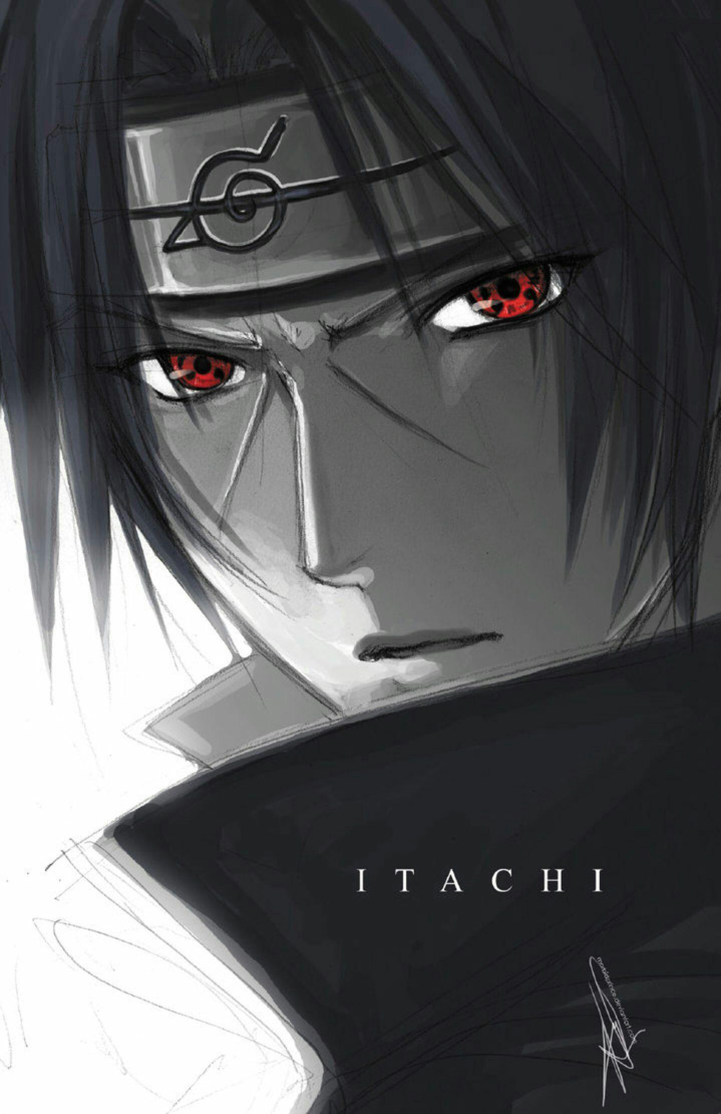 itachi イタチ アニメの壁紙 イタチ naruto