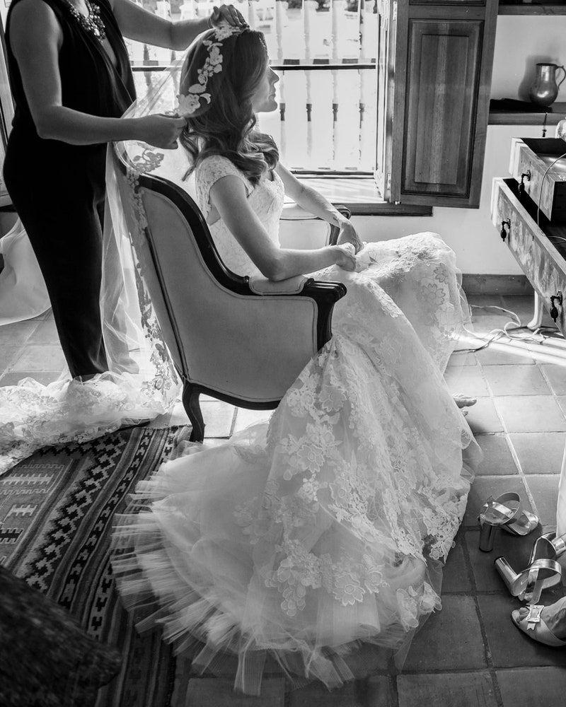 Gabriella Campagna And Mario Milana S Wedding In Colombia Vogue In 2020 Wedding Vogue Wedding Wedding Prep