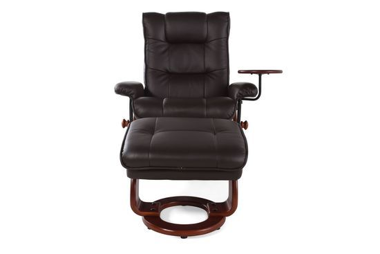 Cool Benchmaster Swivel Reclining Chair And Ottoman Home Ideas Short Links Chair Design For Home Short Linksinfo