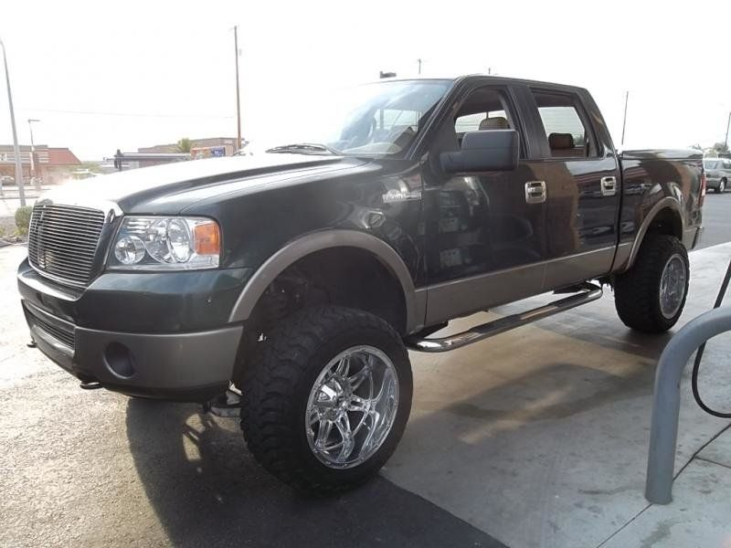 2005 King Ranch F 150 On 24 Momo Storms F150online Forums