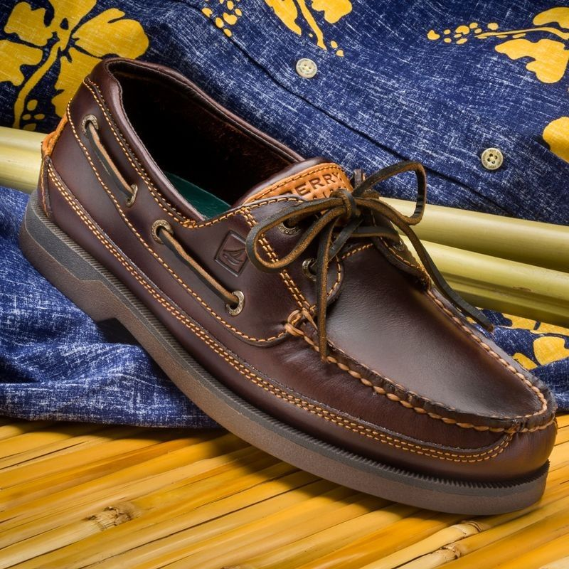 3cfe40f7fc191 From Sperry Top-Sider, the Softest, Most Luxurious Boat Shoe You've Ever  Worn - Coddles Your Feet in Barefoot Comfort!