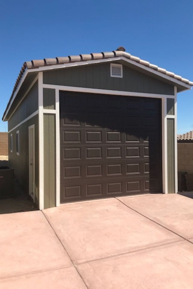 Storage Shed Construction Shed construction Tuff shed Wellness design
