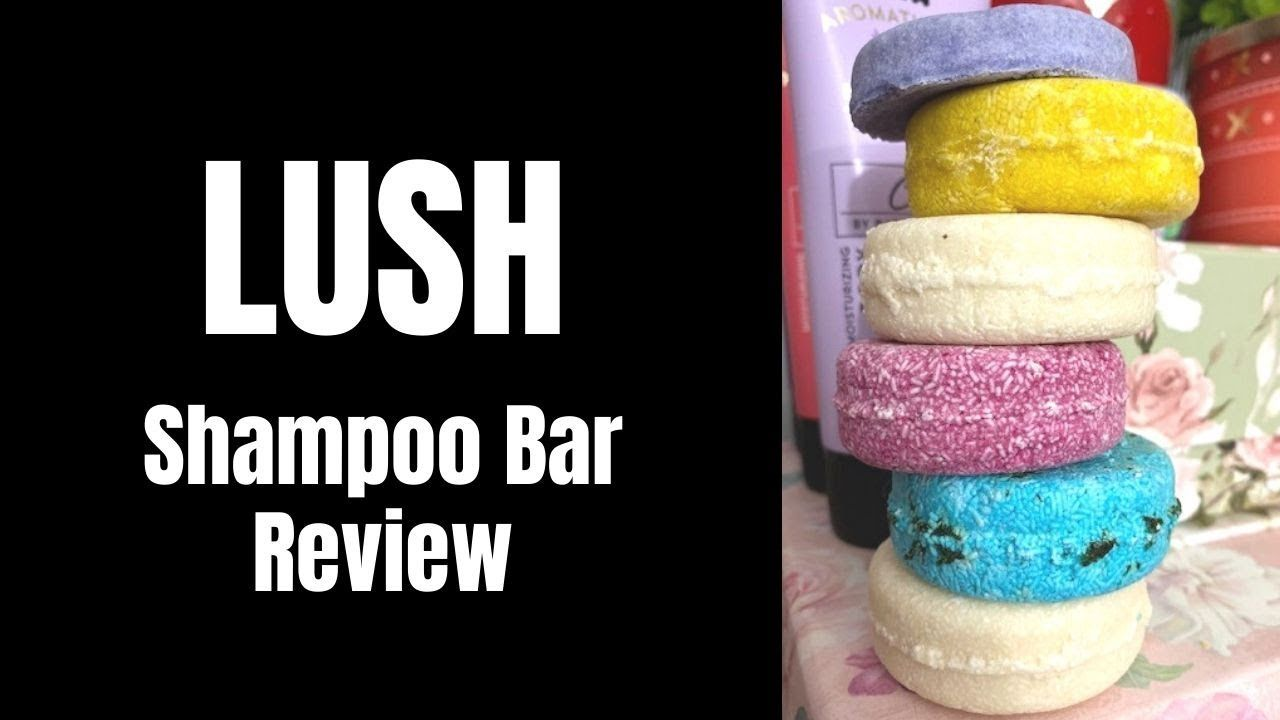 Lush shampoo bar review in 2020 with images lush