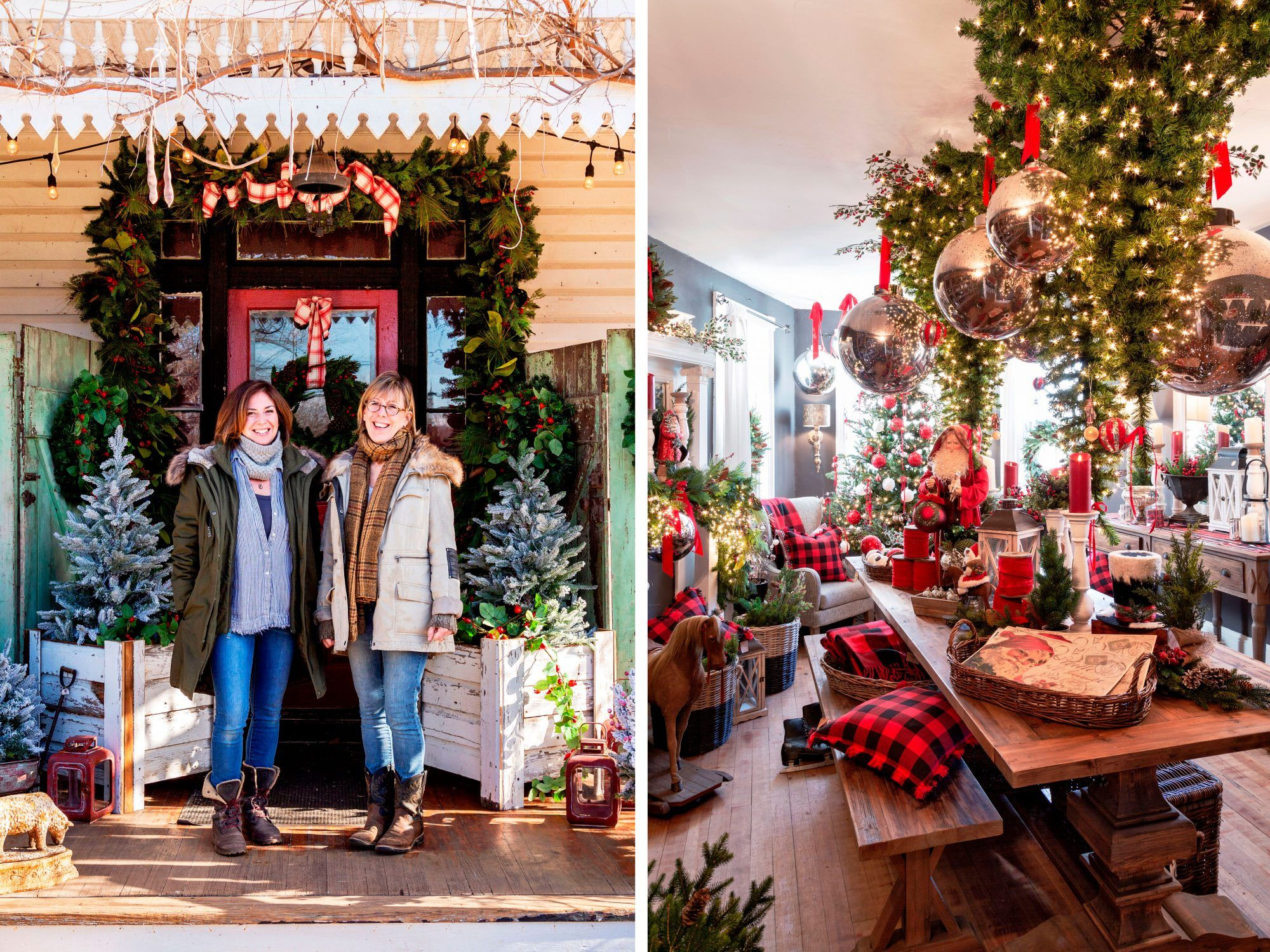 Leesburg, Virginia is a Charming Town With So Much Christmas Spirit