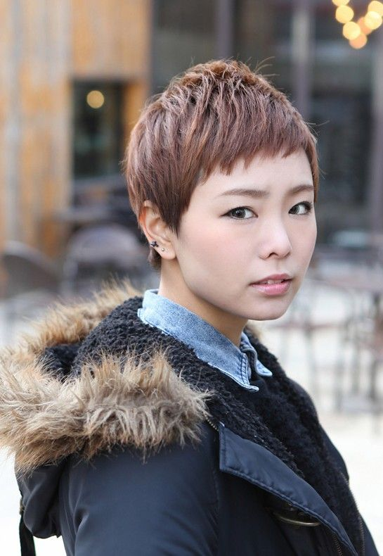 Asian hair cutters