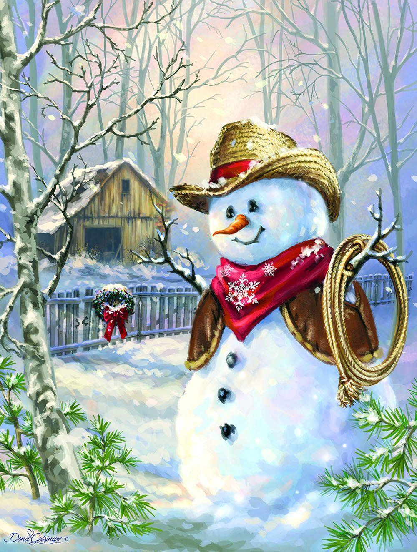 Свидание, снеговик открытки