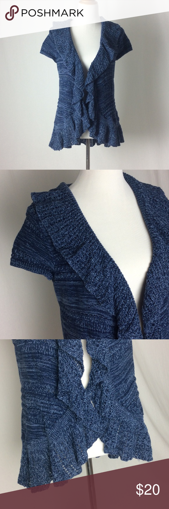 Style & Co. knit shrug | Knit shrug, Shrug cardigan and Summer parties
