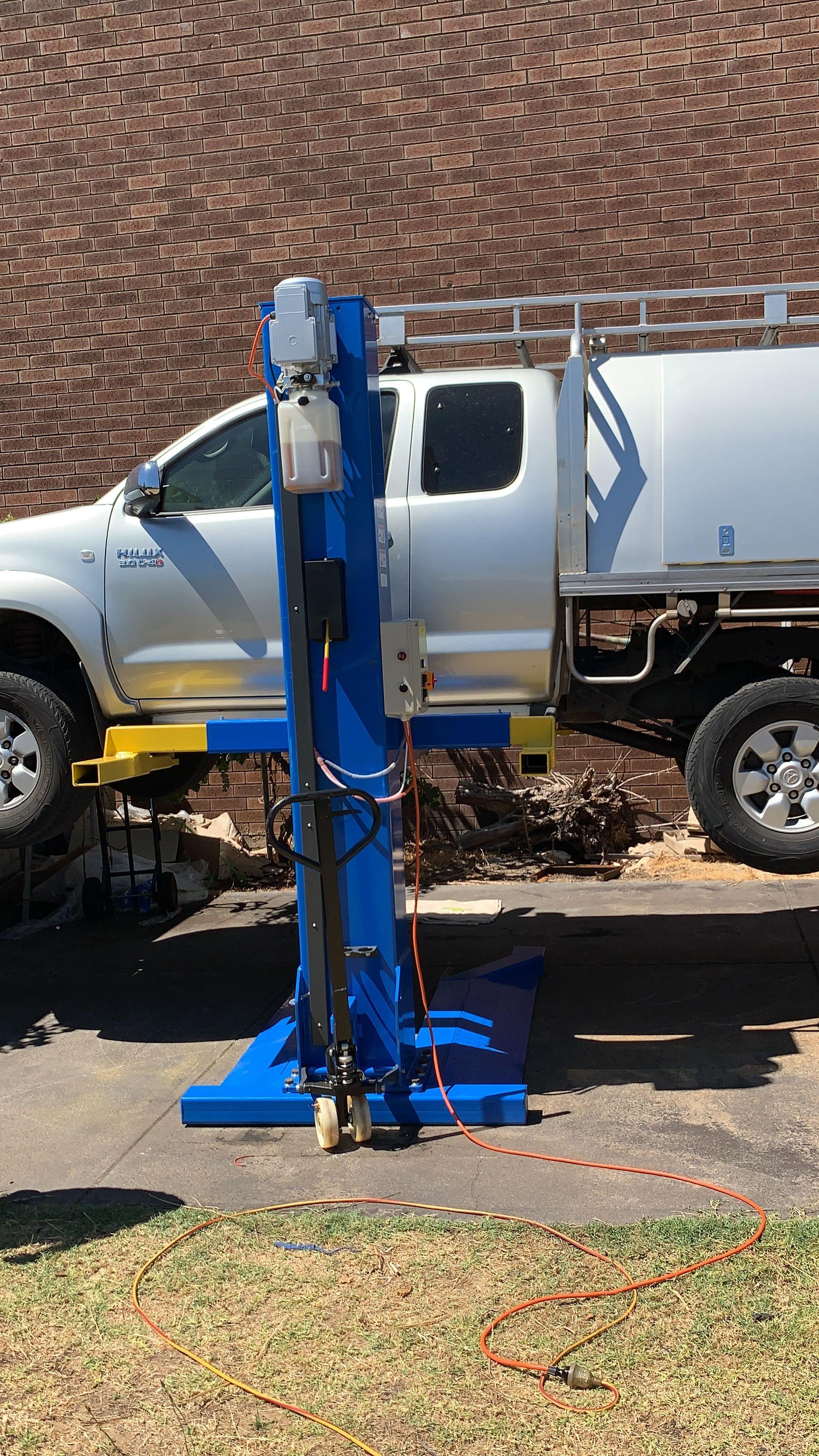Classic lift Australia mobile lift carhoist hoist