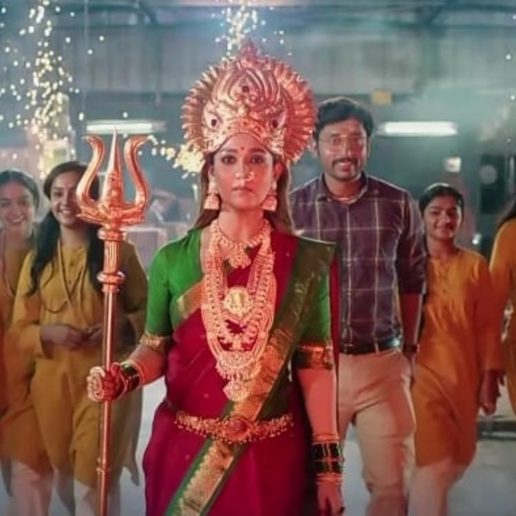 Mookuthi Amman Movie Review Here S What Audience Has To Say About Nayanthara Rj Balaji S Film Excellent Movies Movies Amman