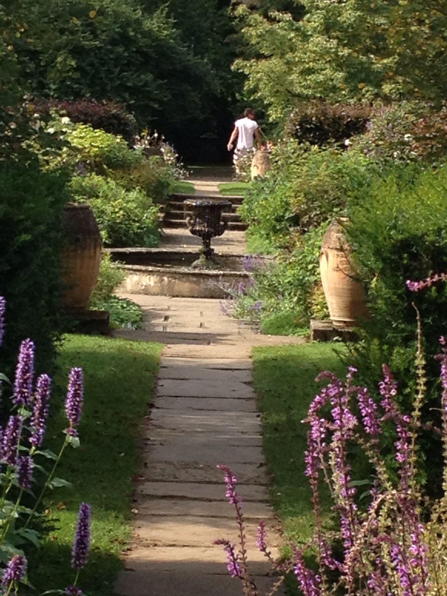 Newby Hall & Gardens in Yorkshire. Yastek Garden Design ...