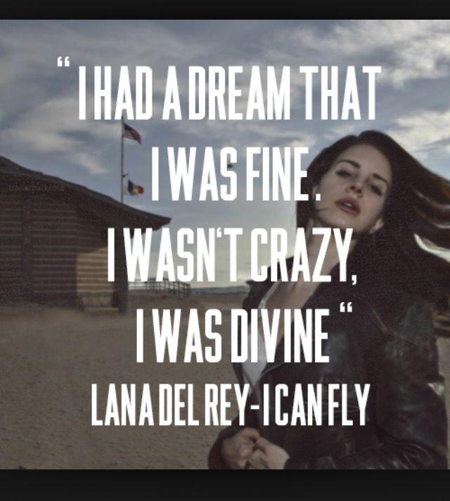 Big Eyes Soundtrack-I Can Fly-Lana Del Rey