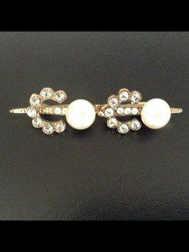 Rare Vintage Chanel Coco 1984 Pearl Brooch Pin Vintage Chanel