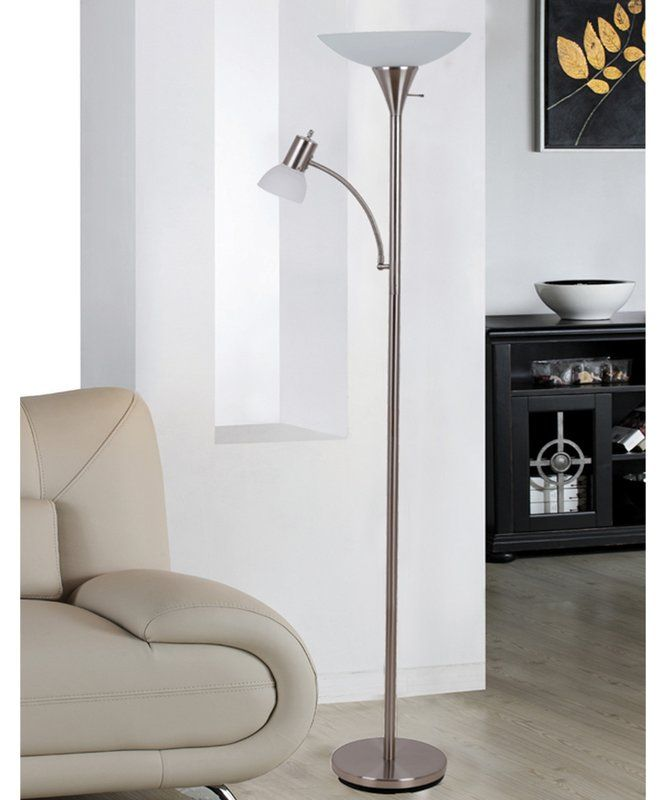 Catalina Lighting Mother And Son 70 7 Torchiere Floor Lamp Reviews Wayfair Torchiere Floor Lamp Floor Lamp Floor Lamp With Shelves