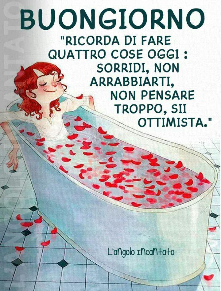 Buongiorno buongiorno pinterest italienisch gute - Gute besserung italienisch ...