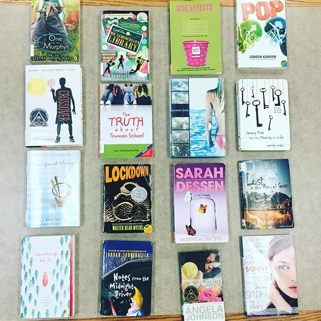 Selecting Books For The Personal Development Relationships Unit Groups Will Read Analyze And Discuss The Relationships I Junior High Library Photo And Video