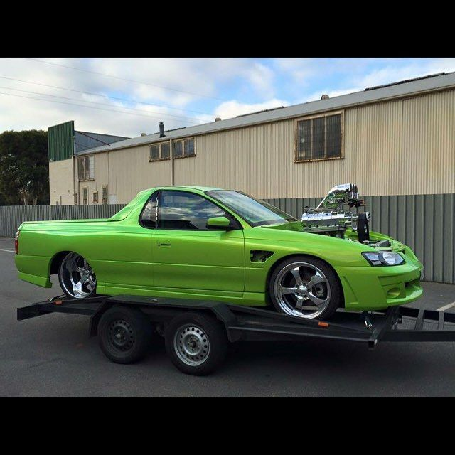 Ls3 Supercharger Kits Australia: #tubbed #blown #VZ #HSV #Maloo #bugnugly #supercharger
