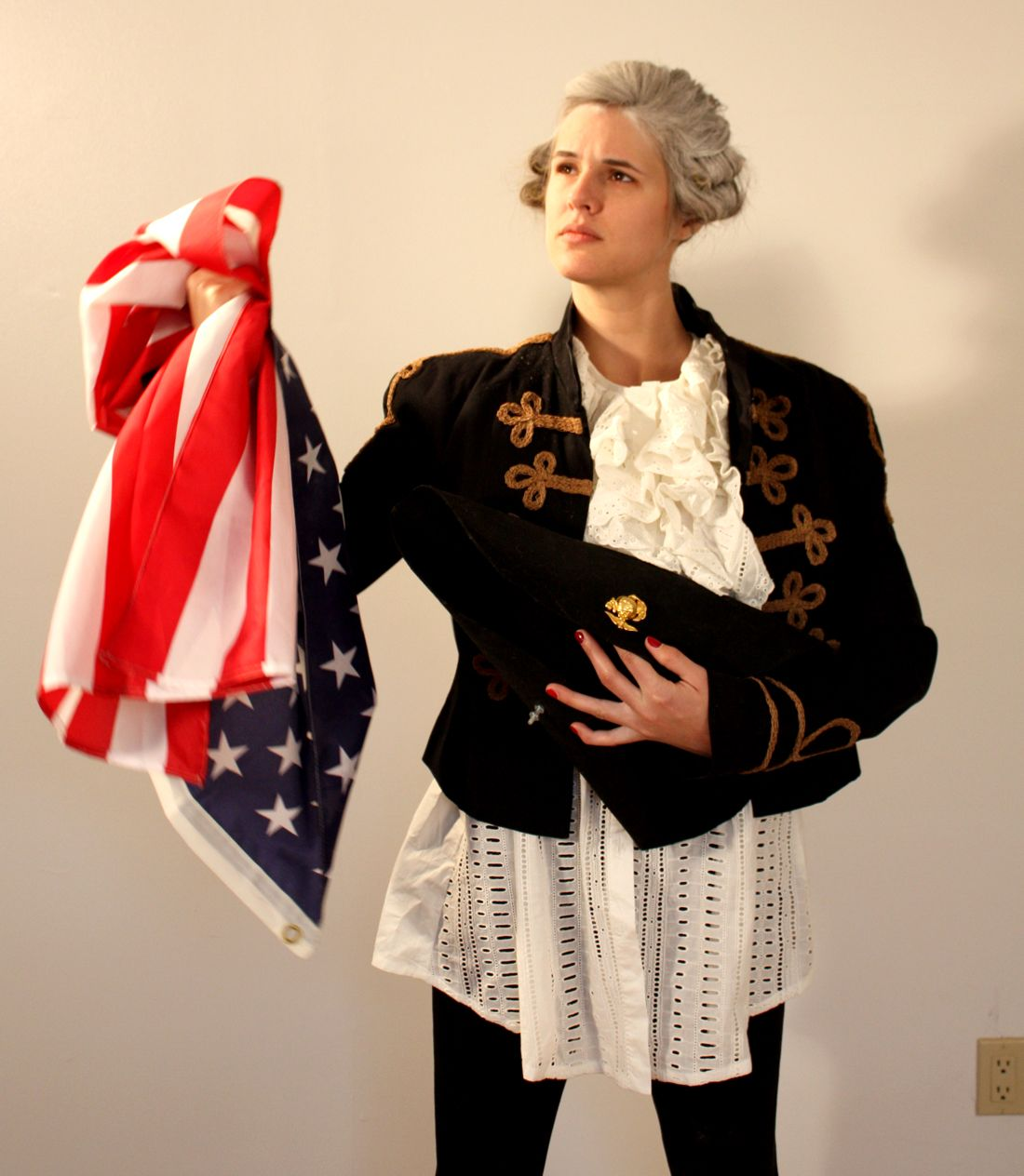 what i wore halloween guide: george washington   costumes