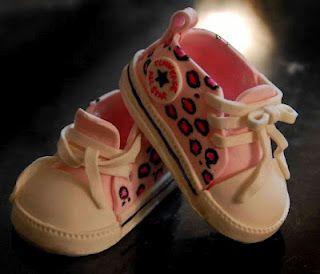 Converse Fondant Shoes!