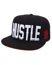 Men - Hustle HG32 Snapback Cap