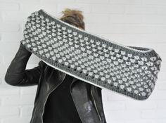 Loopschal häkeln - Gratis Anleitung mit Katia Alaska #crochetdiy