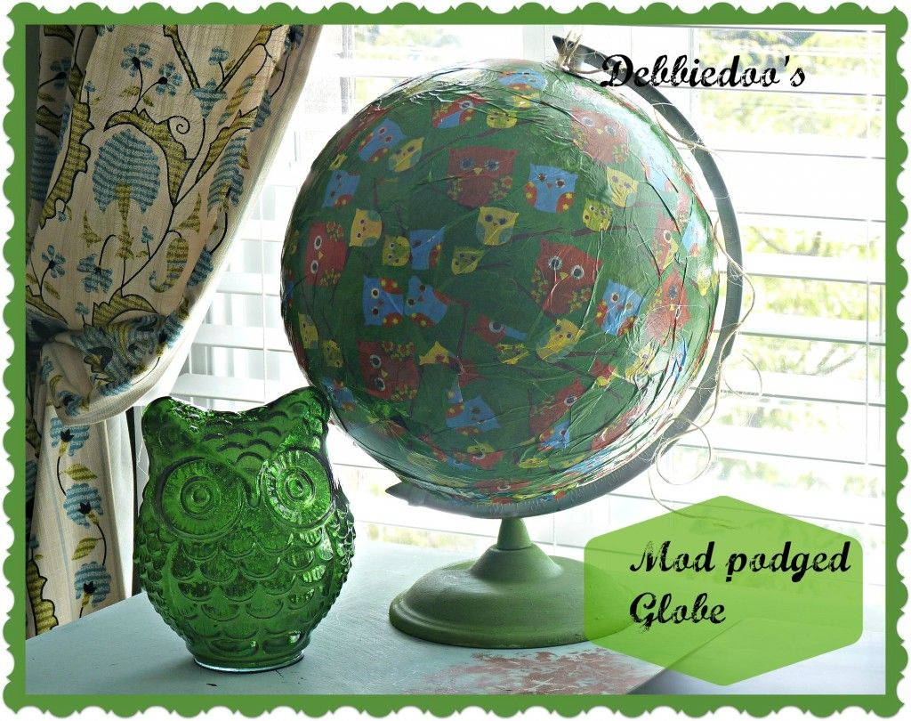 20+Mod Podge projects