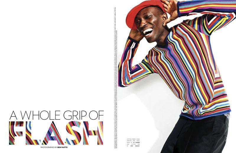Armando Cabral Flaunt - A Whole Grip of Flash