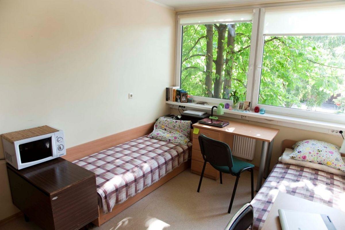 Accommodation At Vmu Dormitory Nr 2 Baltija Dormitory Accommodation Home