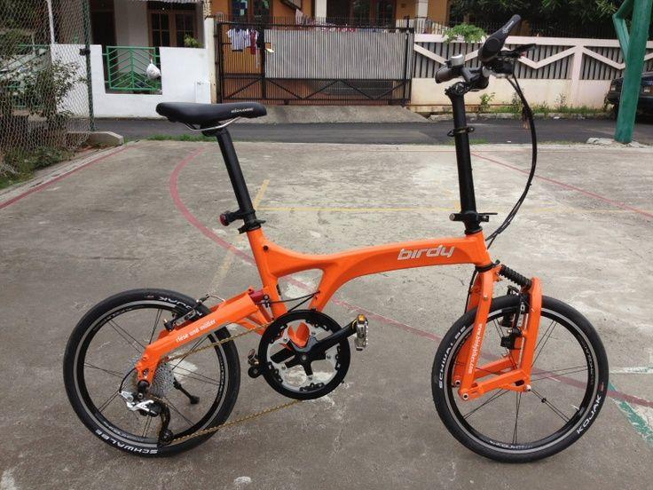 Birdy Lightest Folding Bike Bike Pinterest Bicycling