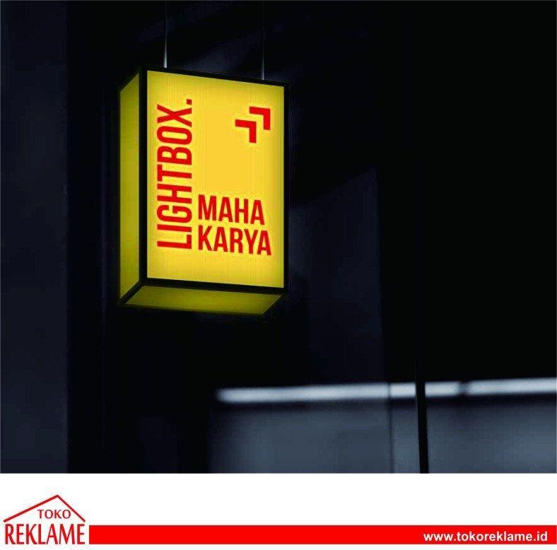 De Sain Neon Box: Neon Box Acrylic Kutai Kartanegara