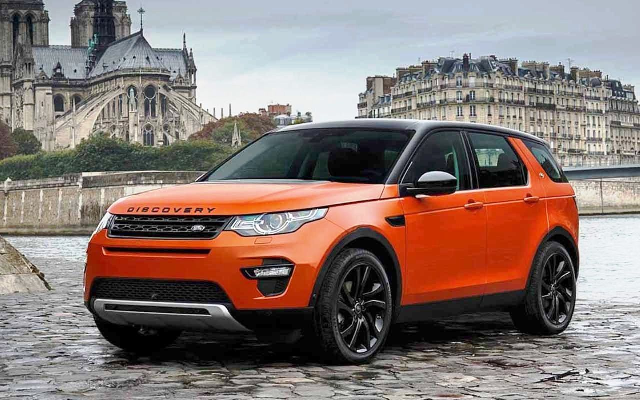 2016 Land Rover Range Rover Sport Price Specs & Photos