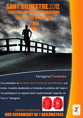 Red Runners: 9a Cursa Sant Silvestre de Tarragona 2012