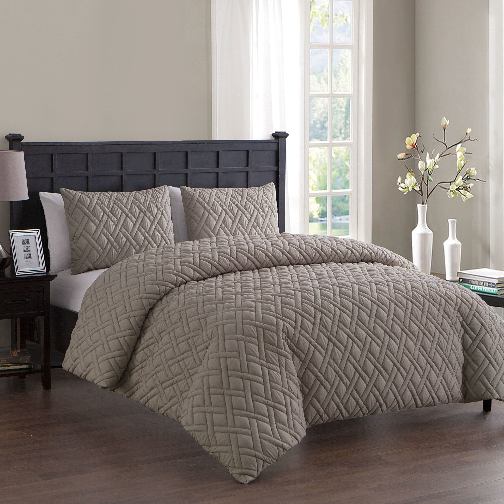 Northport 3 Piece Duvet Set
