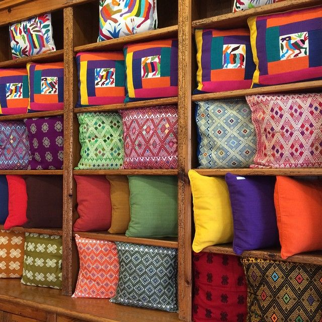"""New assortment of Mexican textiles in our showroom #mexicandecor #mexicanparty #mexicancenterpiece #mexicanfiesta #delcabonewinventory"""