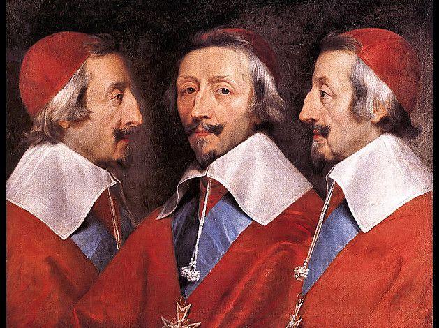Le Cardinal de Richelieu, par Philippe de Champaigne !