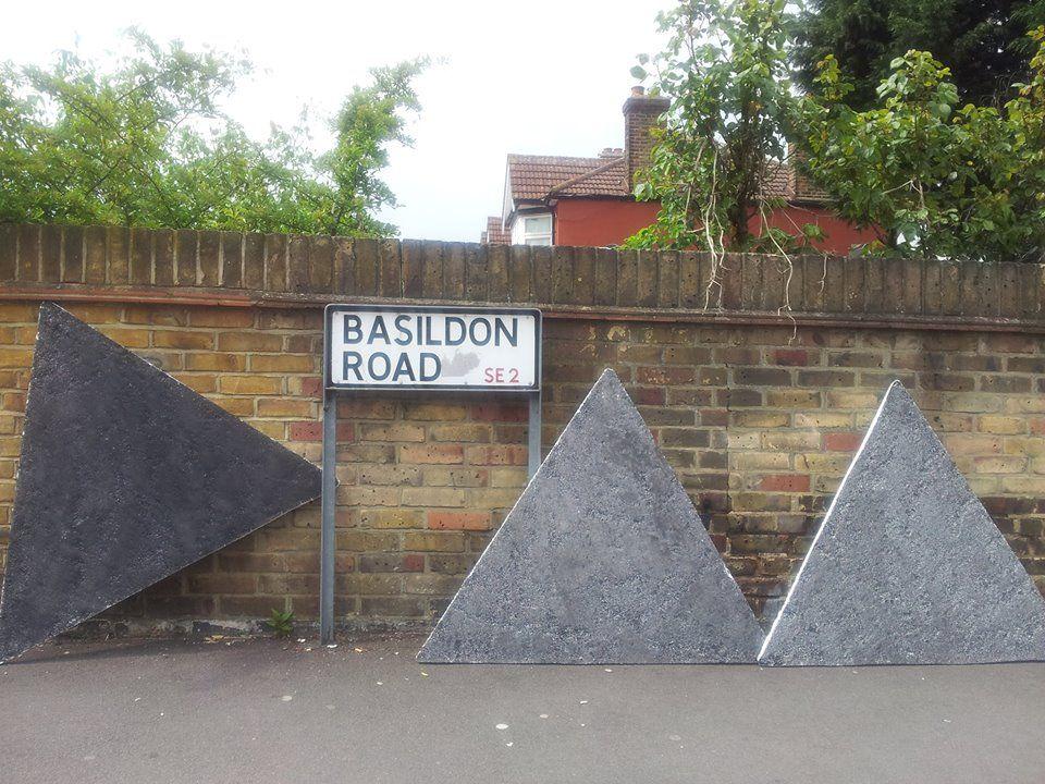 Near Basildon
