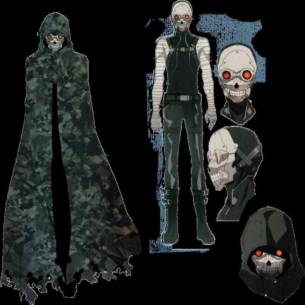 Sword Art Online II Death Gun Cospay Costume | Sword Art Online ...