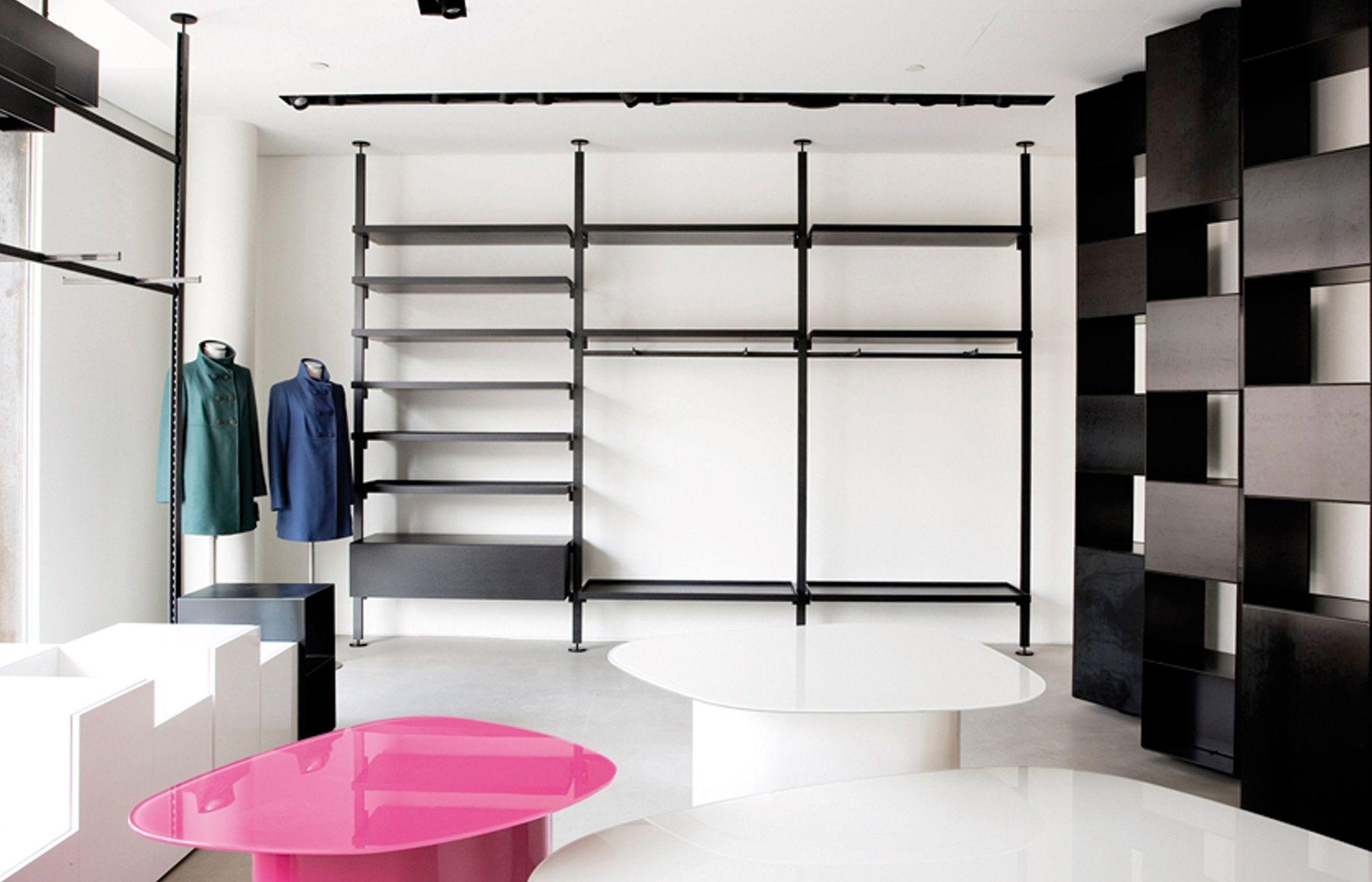 Benetton Concept Store, Istanbul Piero Lissoni Ph L Jucker