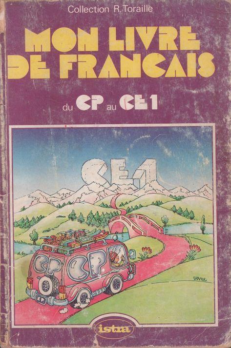Houdart Mon Livre De Francais Cp Ce1 1984 Grandes