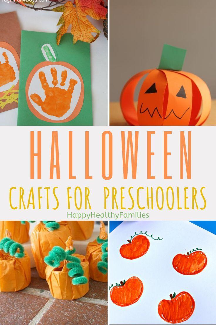21+ Halloween pumpkin crafts for preschoolers information