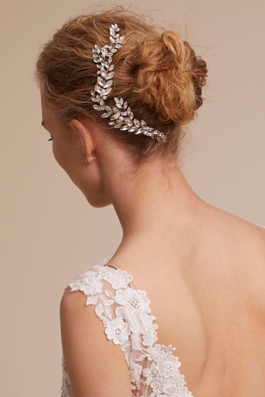 abrielle hair comb from @bhldn | bridal hair accessories