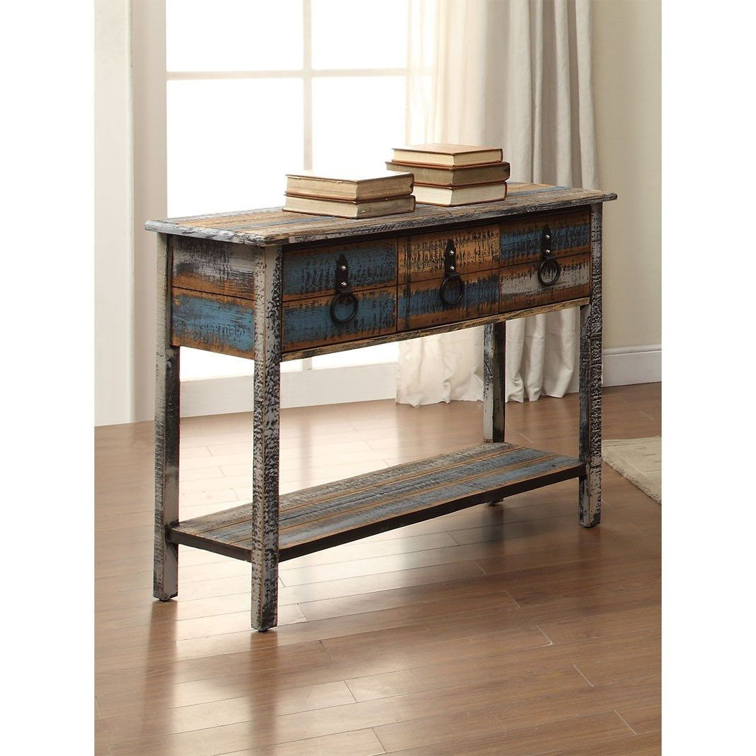 Powell Furniture 114 225 Calypso Console Table