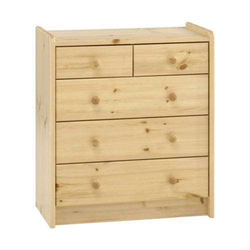 Steens For Kids 2 + 3 Chest Of Drawers In Pine